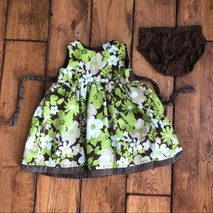 Carter's 6 month dress